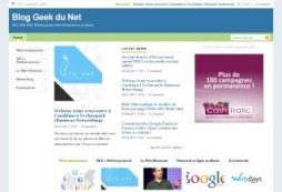 Blog Geek du Net